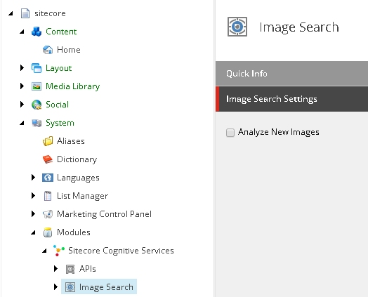 Sitecore 8.1 - Creating custom search index ...